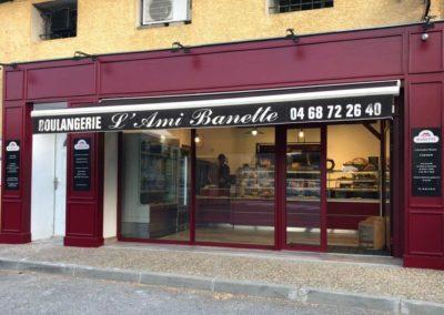Boulangerie Villegailhenc